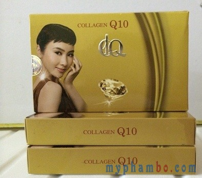 Tinh chất Collagen Q10, đẹp da, chống lão hóa