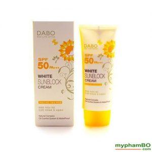 kem-chng-nng-dabo-white-sunblock-cream-spf50-pa