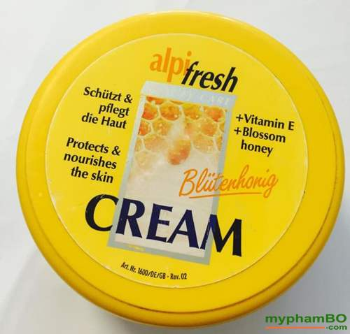 Kem duong the cream Alpi fresh 200ml Duc (1)