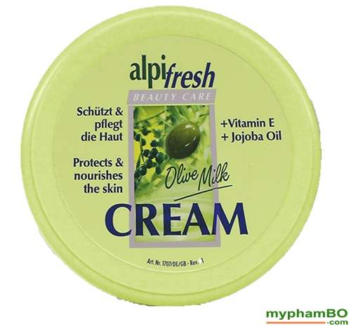 Kem duong the cream Alpi fresh 200ml Duc (4)