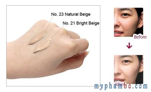 Kem trang diem The Face Shop Power Perfection BB Cream (20ml) (3)