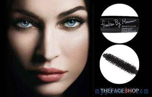 Chải mi Freshian Big Mascara The Face Shop