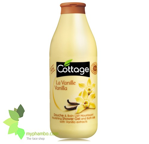 Sua tam Cottage Phap 750ml (1)