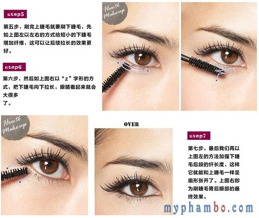 Chải mi Freshian Big Mascara The Face Shop
