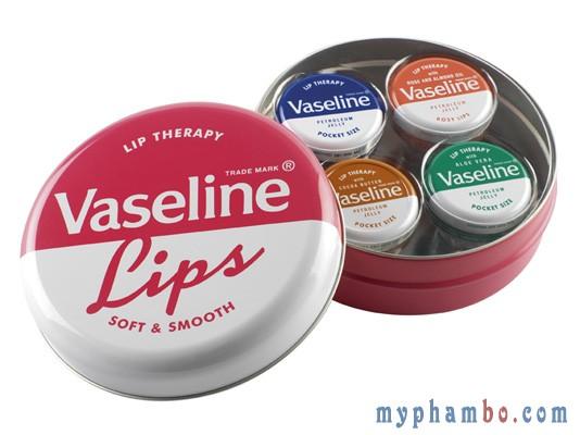 Vaseline dưỡng môi
