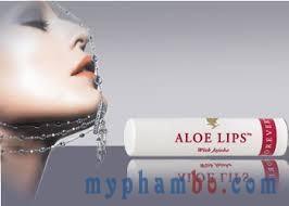 Son dưỡng môi Lô Hội Aloe Lips jojoba FLP