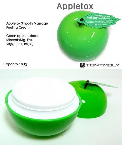 Tẩy Da Chết Táo Xanh - Appletox Smooth