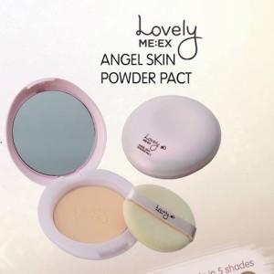 Phấn phủ nén Lovely ME EX Angel Skin Powder Pact The Face Shop
