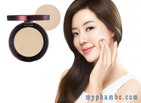 Phấn phủ nén Face It Collagen Ex Two Way Cake SPF30 PA+++ The Face Shop