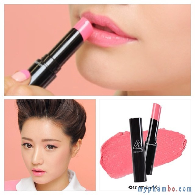 son 3ce 3 concept eyes creamy lip color