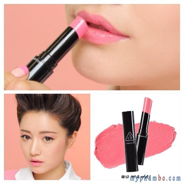 son 3ce 3 concept eyes creamy lip color