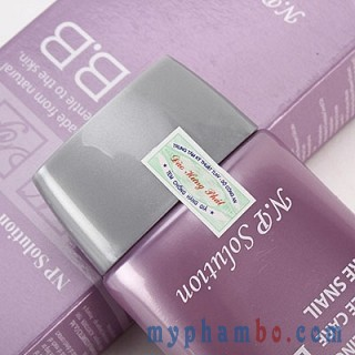 Kem dưỡng và trang điểm NP Solution BB Cream Ốc Sên