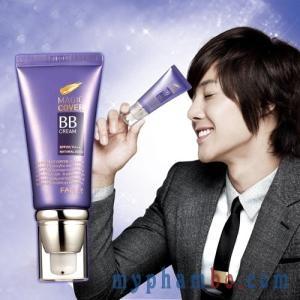 BB Cream Face It Magic Cover 45ml The Face Shop