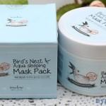 Mặt nạ ngủ Bird's nest aqua sleeping mask pack