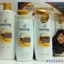 Bộ dầu gội và xả Pantene Vàng – Hàn Quốc