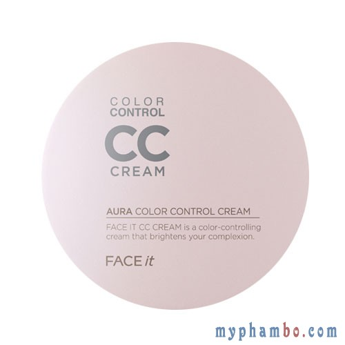 Kem nền CC cream của The Face Shop