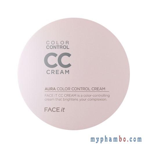 Kem nền CC cream của The Face Shop