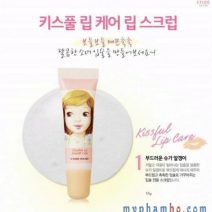 Kissful lip care scrub – Tẩy da chết môi Etude House