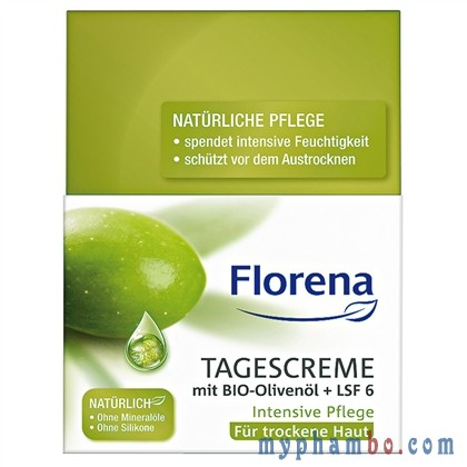 Kem dưỡng da ban ngày Florena tagescreme