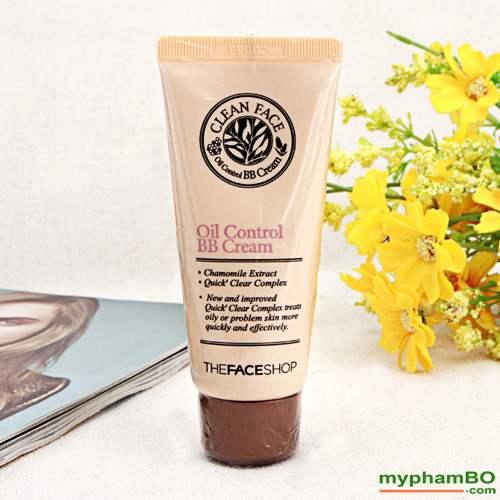 Kem BB danh cho da nhon – Oil free bb cream (4)