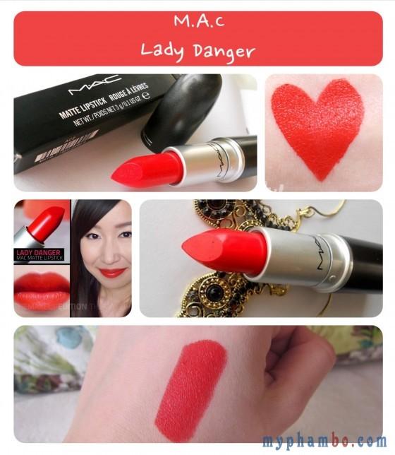 Son MAC Lipstick