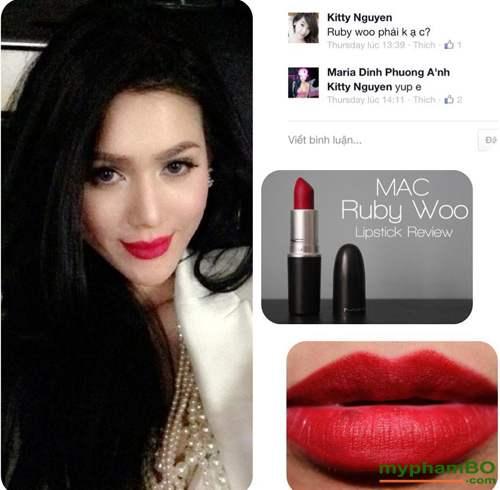 Son moi MAC Lipstick (3)