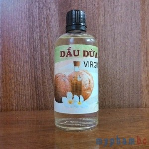 Tinh dầu dừa tinh khiết virgin coconut oil