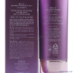 BB Cream Power perfection 40g - The Face Shop (4)