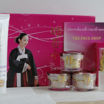 Bo my pham trang da THE FACE SHOP 5in1 (2)