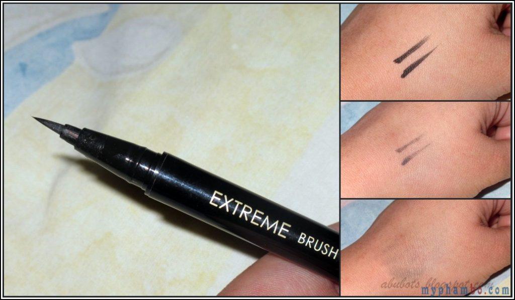 kẻ mắt Face It Extreme Brush Pen Eyeliner