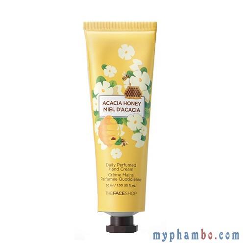 Kem tay huong nuoc hoa Daily Perfumed Hand Cream The Face Shop (1)