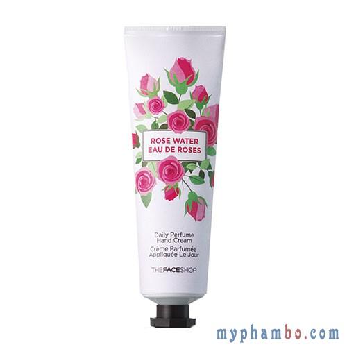 Kem tay huong nuoc hoa Daily Perfumed Hand Cream The Face Shop (2)