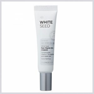 Tinh chất trị thâm nám White Seed Pure Vitamin 10% Ampoule