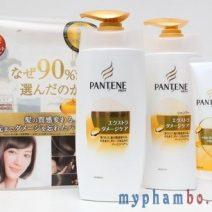Bo 3 dau goi Pantene Mau Vang - Nhat Ban (3)