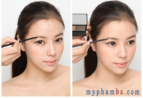 Bot tan may Easy touch cake eyebrow - Tonymoly (1)