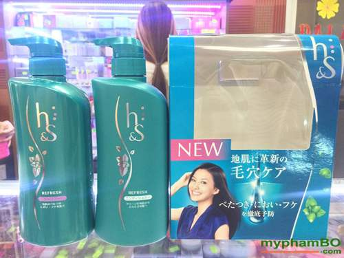 Cap dau goi xa tri gau HS - head spa moisture Nhat ban (2)