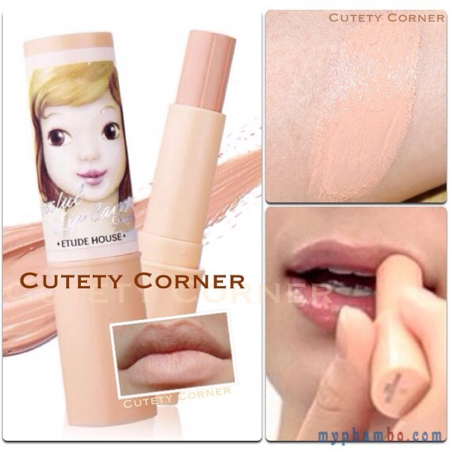 Che khuyet diem moi Kissful lip care concealer (4)