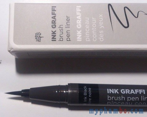 Da ke mat Ink Graffi Brush Pen Liner The Face Shop (14)