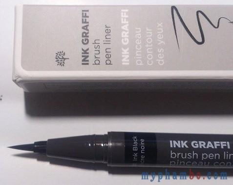 Da ke mat Ink Graffi Brush Pen Liner The Face Shop (14)