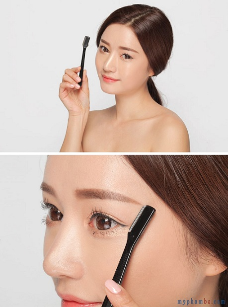 Dao cao chan may 3CE Brow Razor (5)