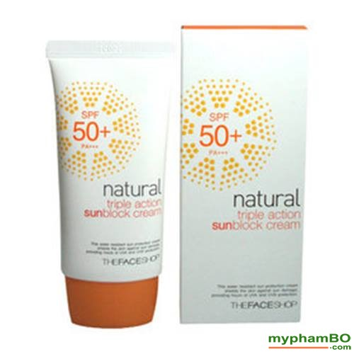 kem-chng-nng-natural-triple-action-sunblock-cream-50-the-face-shop-2