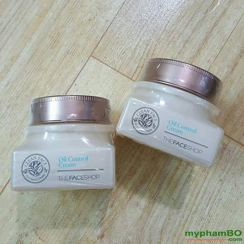 Kem-duong-danh-cho-da-dau-va-mun-Clean-Face-Oil-Free-Control-Cream-The-Face-Shop-(3)