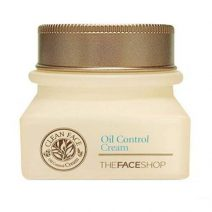 Kem-duong-danh-cho-da-dau-va-mun-Clean-Face-Oil-Free-Control-Cream-The-Face-Shop-4