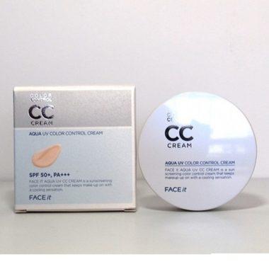 Kem-nn-CC-Cream-the-face-shop-–-Aqua-Uv-Color-Control-Cream