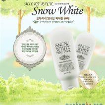 Kem tam trang mat va toan than Snow White Milky Pack (1)