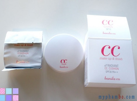 Phan nuoc Banila Co it Radiant CC Cushion SPF 35 PA (13)
