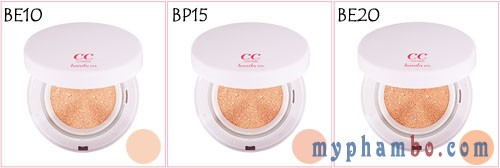 Phan nuoc Banila Co it Radiant CC Cushion SPF 35 PA (15)