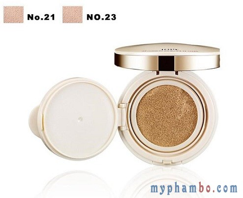 Phan nuoc IOPE Air Cushion RX Sunblock SPF 50+PA++ Gold ( vang ) - Han quoc (1)