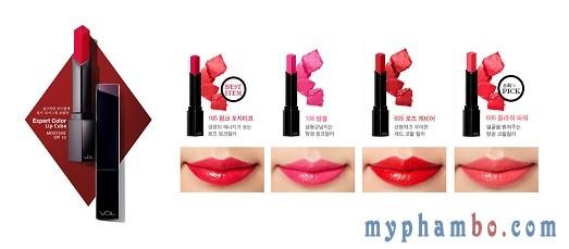 Son vuong VDL Expert Color Lip Cube Moisture SPF10 (2)