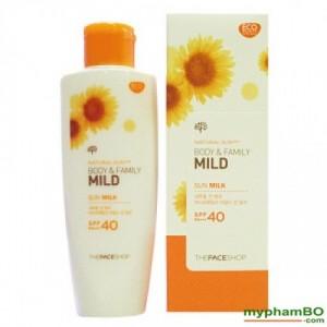 family-mild-sun-milk-spf40